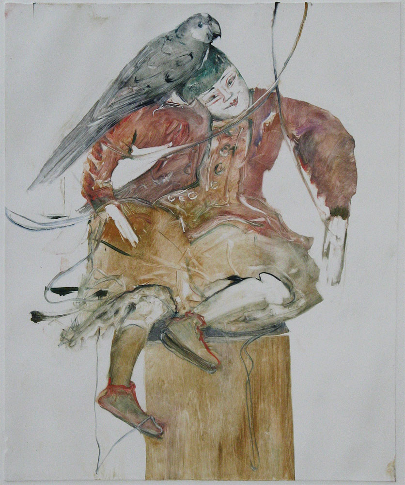 Puppet with a Parrot (2008)
