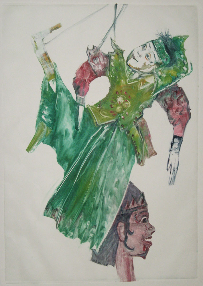 Burmese Puppet (2006)